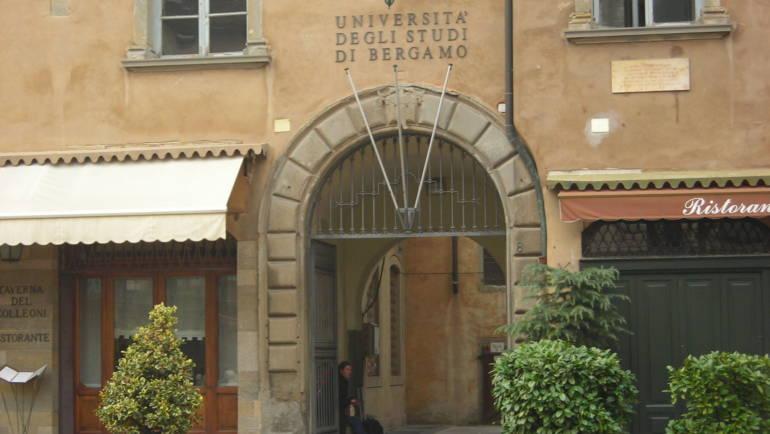 Conference in Università di Bergamo- 15-16 Aprile 2016