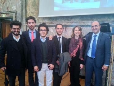 Valencia University participates in the Eucotax Wintercourse