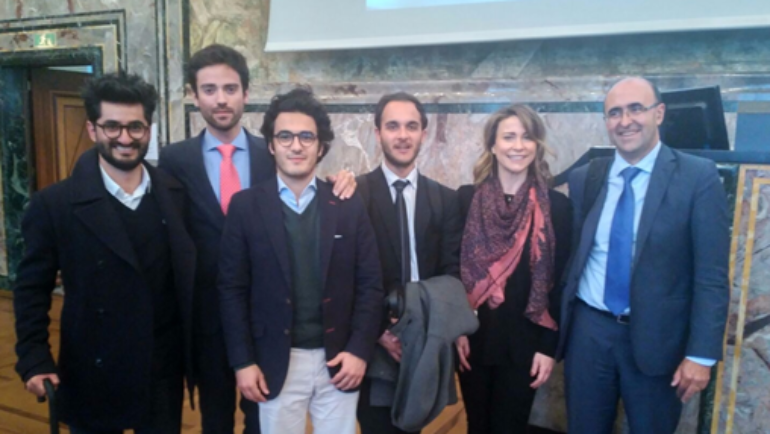 Valencia University participates in the Eucotax Wintercourse